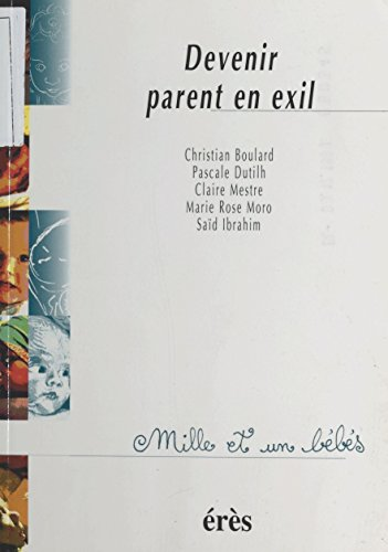 Devenir parent en exil