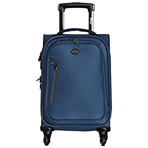 Verage Strolley Cabin Bag, 20 inch (Blue)