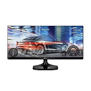 LG 25UM58-P Ecran PC LED IPS - 25'' - 21:9 - 2560x1080 - 250cd/m² - 5ms - Noir (2xHDMI) (B01AWG4S4K) | Amazon price tracker / tracking, Amazon price history charts, Amazon price watches, Amazon price drop alerts