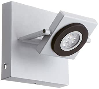 Massive 579008781 Milano LED Spot Unique Gris 1 x 7,5 W