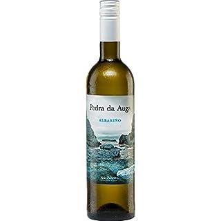 6x 0,75l - 2016er - Pedra da Auga - Albariño - Rías Baixas D.O. - Spanien - Weißwein trocken