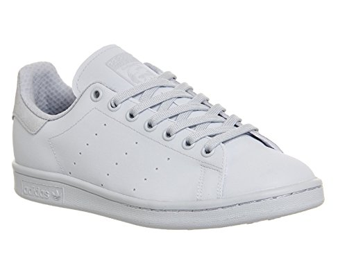 adidas Originals Stan Smith Adicolor Mens Sneaker Gris S80249 Bleu