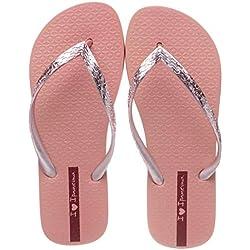 Ipanema Glam Fem, Chanclas para Mujer, Metalic Pink 9147, 38 EU