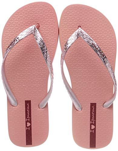 Ipanema Glam Fem, Infradito Donna, Metalic Pink 9147, 35/36 EU