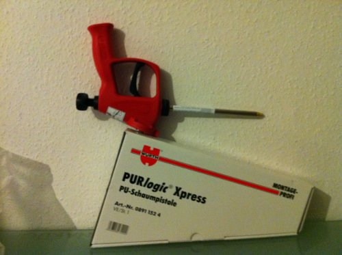 Würth PU Schaumpistole Purlogic Xpress