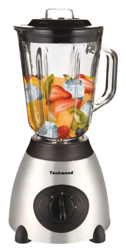 Techwood TBLI-360 Blender 500 W, 1.5...