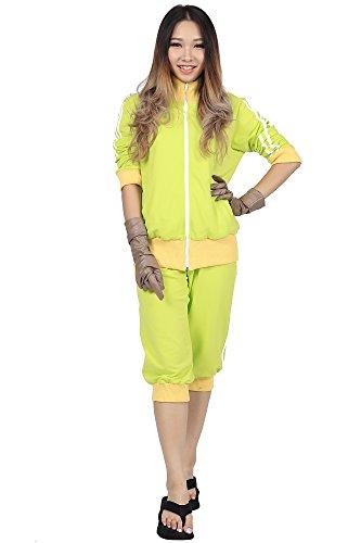 Preisvergleich Produktbild De-Cos Vocaloid Russian Matryoshka Cosplay Costume Hatsune Miku 11th Version Set