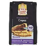 Nonna Anita Preparato in Polvere per Crepes senza Glutine - 3 Confezioni da 250 g