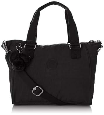 Kipling Amiel, Women's Shoulder Bag, Schwarz (Black), One Size
