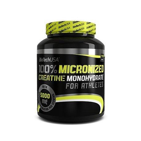 100% Creatine Monohydrate (1kg) BioTech USA
