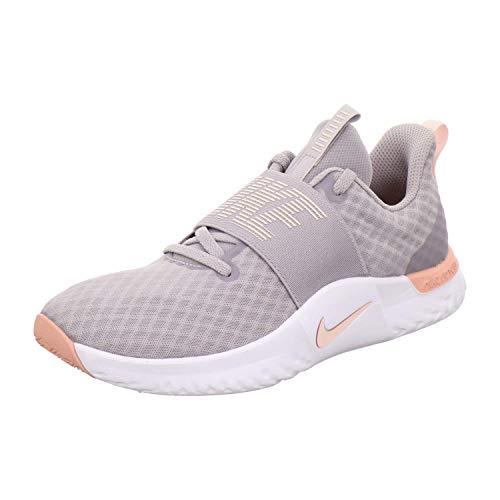 Nike Damen Renew In-Season TR 9 Cross-Trainer, Grau (Atmosphere Grey/Echo Pink Quartz 004), 41 EU