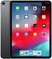 Apple iPad Pro 3rd Generation (11-inch, Wi-FI Only 256GB) - Space Gray (Generalüberholt)