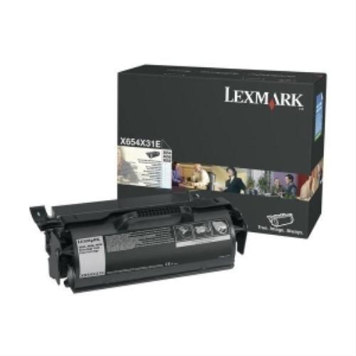 Preisvergleich Produktbild Lexmark 0X654X31E Toner