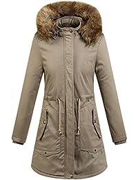 Suchergebnis auf Amazon.de für  Wintermantel - Grün   Damen  Bekleidung 964c99bdcb