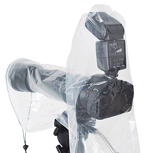 JJC - Parapioggia per DSLR fotocamera e obiettivo...