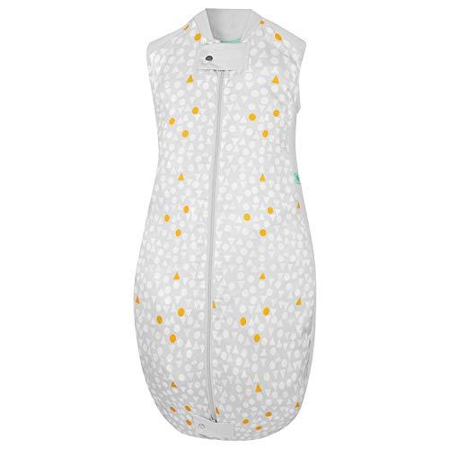 """Ergopouch Organic Cotton Slaapzak Triangle Pops 0.3 Baby Schlafsack\""""Sleep Suit\"""" Bio Baumwolle Baby Schlafsack aus Bio Baumwolle & Bambus"""