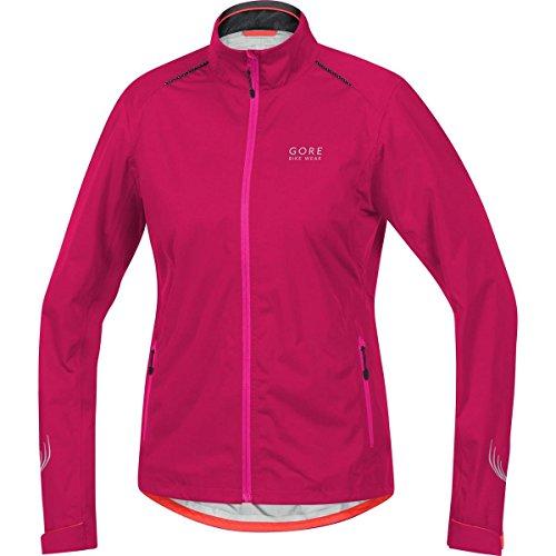 GORE BIKE WEAR Women's Rain Cycling Jacket, Light, GORE-TEX Active, E series LADY GT AS Jacket, JGLELE