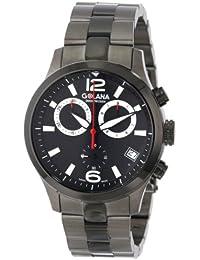 Golana Swiss Men's AE240-2 Aero Stainless Steel Chronograph Watch