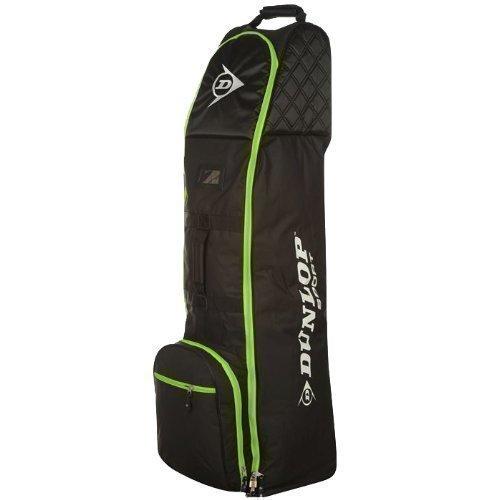 Dunlop Deluxe Golf Reisetasche mit Rollen Test
