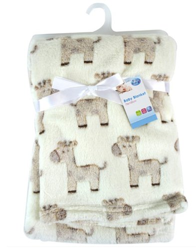 first-steps-luxury-soft-fleece-baby-blanket-with-cute-giraffe-design-75-x-100cm-for-babies-from-newb