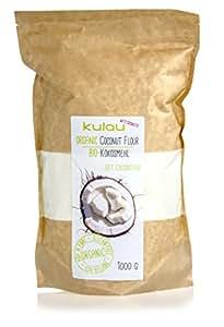 KULAU Bio-Kokosmehl 1 kg (glutenfrei)