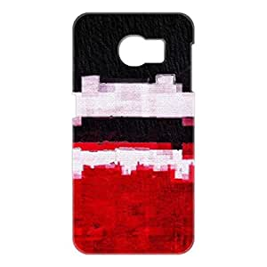 a AND b Designer Printed Mobile Back Cover / Back Case For Samsung Galaxy S6 Edge (SG_S6_3D_2470)