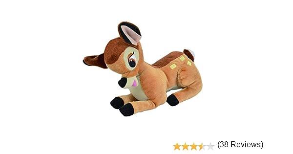 Mini Peluche Bambi steso 19 cm Disney Bambi