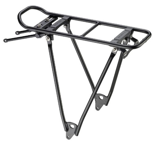 Racktime Gepäckträger Fold-it fix 28 Zoll, black, One Size, 05418