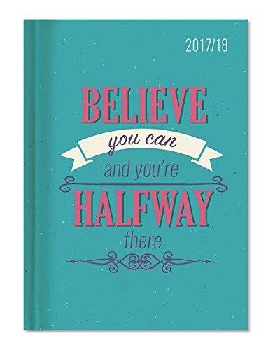 Diary School University Weekly campustimer 2017/2018Vontage 10x 15cm