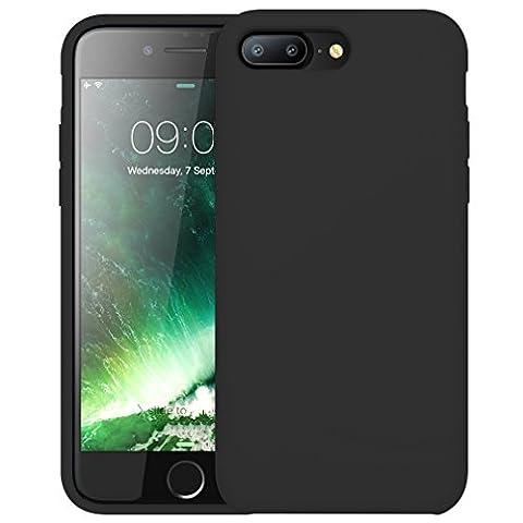 First2savvv noir iPhone 7 Plus 5.5