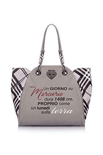 Le Pandorine NEW CLASSIC Shopping Donna Grigio Pz