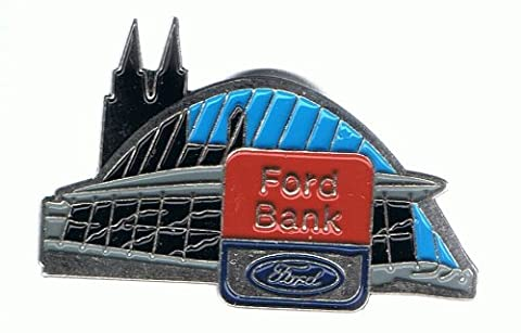 Ford - Ford Bank - Skyline Pin (Skyline Pin)