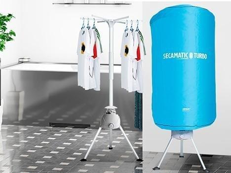 Secadora portátil de ropa