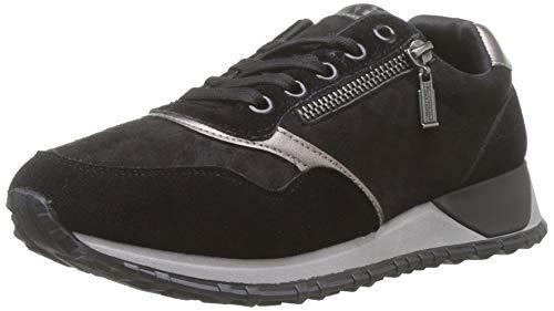 XTI 49524, Zapatillas Mujer, Negro, 39 EU