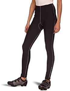 ScSPORTS Ladies' Cycling Trousers Long - black, 8/10