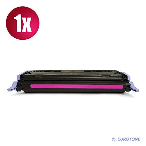 1x Eurotone Remanufactured Toner für HP Color LaserJet 1600 2600 2605 DN...