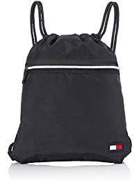 Tommy Hilfiger Kids Core Drawstring Backpack - Mochilas Unisex niños