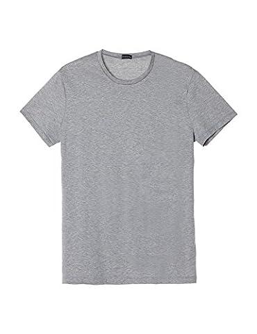 Intimissimi Homme T-shirt à manches courtes et col rond en fil d'Écosse