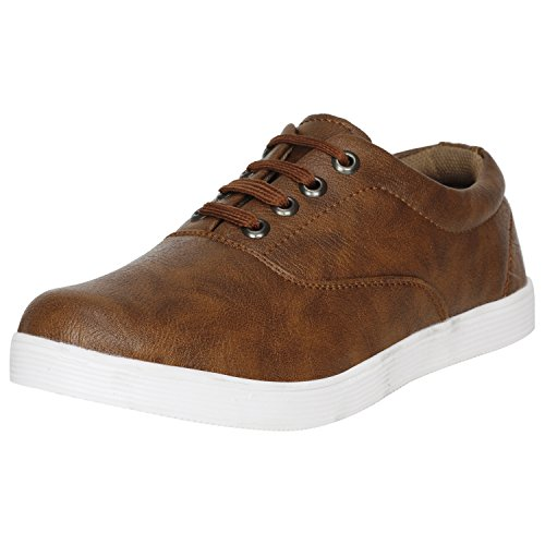 Kraasa 4060 Sneakers Camel UK 7