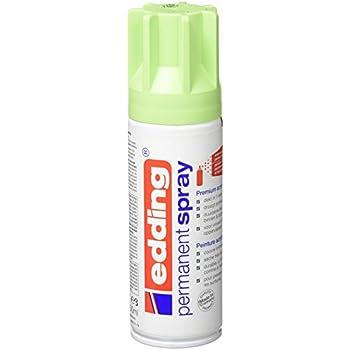 Edding E 5200 Spray Peinture Vert Pastel Amazonfr Fournitures De