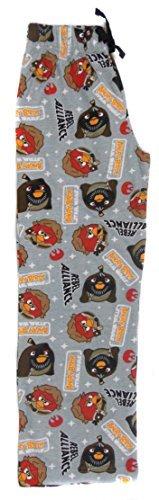 Angry Birds Star Wars Jungen Freizeithose Pyjamahose 7-8 bis zu 11-12 Jahre ( 7-8 Jahre, Star Wars Rebellen-Allianz) - Star Wars Rebellen-allianz, Star Wars Rebellen-allianz, 122-128, 122-128 (Jungen Angry Bird Kostüm)