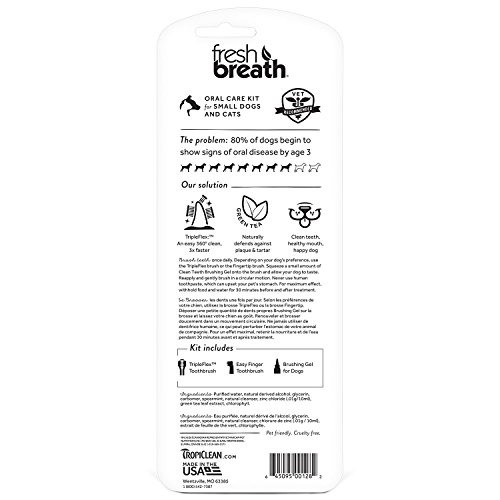 Tropiclean-Fresh-Breath-Oral-Care-Kit-for-Dogs-Small