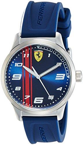 Ferrari De los hombres Watch PitLane Reloj 0810016