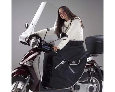 Biondi - Tablier couvre-jambes pour scooter Piaggio Liberty 50/125, taille