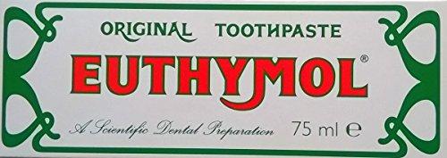 Euthymol Original-Zahnpasta - 4 x 75 ml