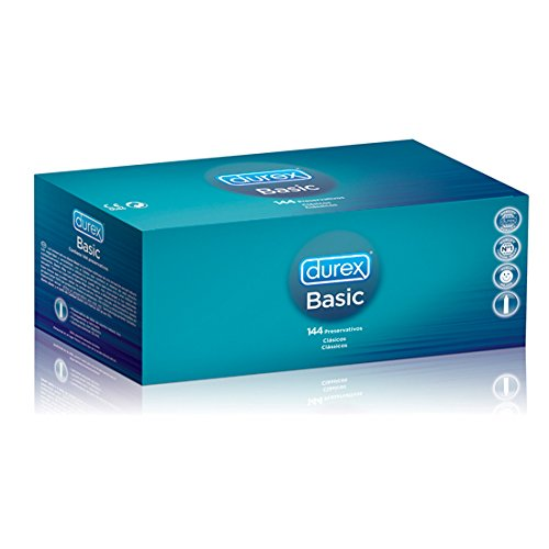 Durex Natural (Basic) Kondome 144 Stück