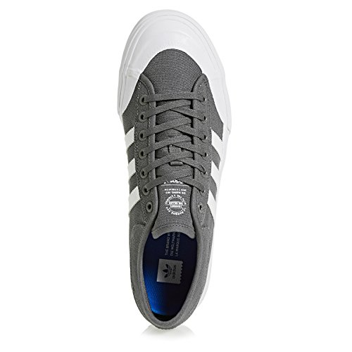 adidas Matchcourt, Chaussures de Skateboard Mixte Adulte Gris (Grey Four/footwear White/gum)