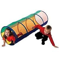Puregadgets© 1.5m Pop Up Tunnel Tent for Children / Kids / Boys / Girls - Easy to store, Hours of fun Indoor or Outdoor Garden