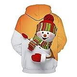 Photo de Amuster Noël Costume Manteau à Capuche de Tenue Animal Costume Vetements Noël d'impression Costume Soiree et Un Cadeau pour noël par Amuster_sweater