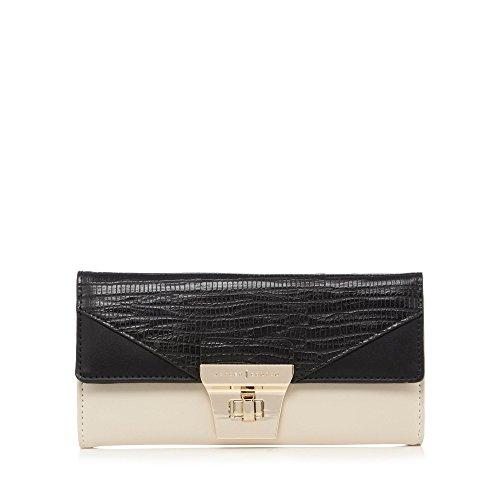 j-by-jasper-conran-womens-cream-colour-block-twist-and-lock-purse